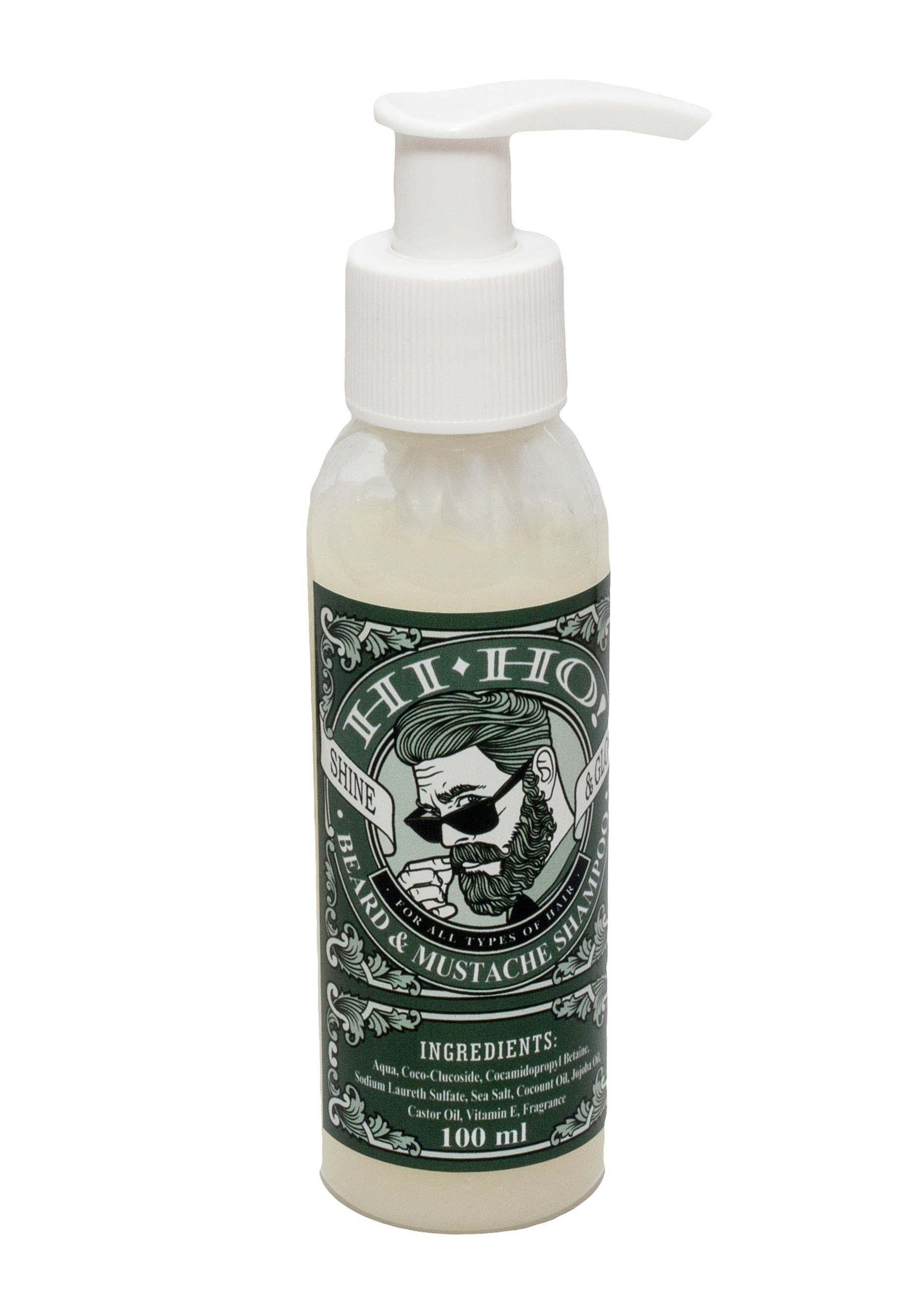 шампунь для бороды и усов