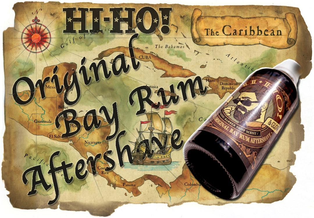 Лосьон после бритья Bay Rum
