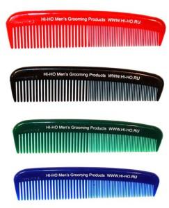 Расчёски для бороды, усов и укладки волос